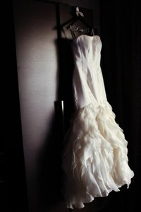 Matthew Christopher Dahlia Wedding Dress