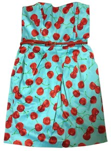 Teeze Me Cherry Pockets Dress