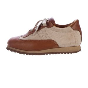 Herms brown and beige Athletic