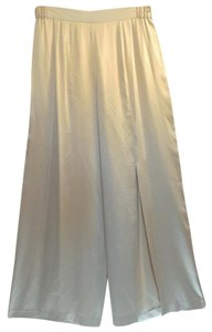Suzelle Wide Leg Pants Gold