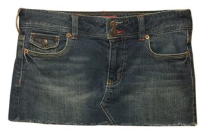 Hollister Mini Skirt denim