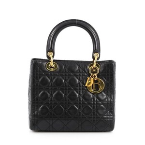 Dior Christian Lady Cannage Tote