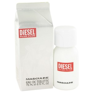 Diesel DIESEL PLUS PLUS by DIESEL ~ Men's Eau de Toilette Spray 2.5 oz