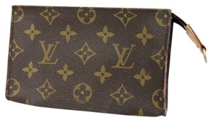 Louis Vuitton Louis Vuitton Monogram key coin accessory Toilette Pouch