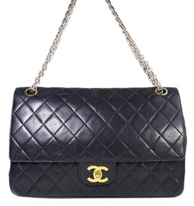 Chanel 2.55 Double Flap Vintage Classic Small 2.55 Cross Body Bag