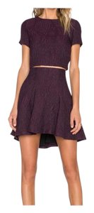 Alice + Olivia short dress on Tradesy