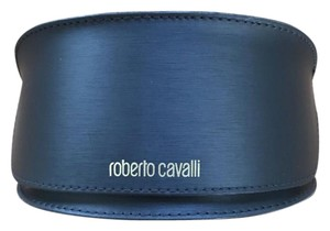 Roberto Cavalli Roberto Cavalli Oversized Soft Sunglasses Magnetic Close Glasses Case