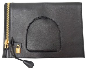 Tom Ford Black Clutch