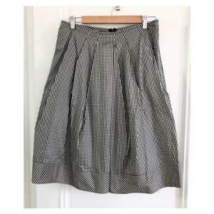 Sportmax Skirt Black/white