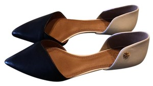 Tory Burch black and white Flats