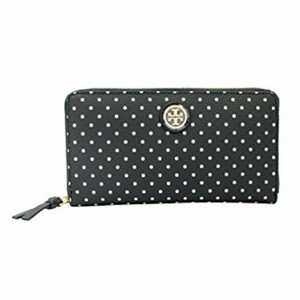 Tory Burch Kerrington viva mini dot continental zip