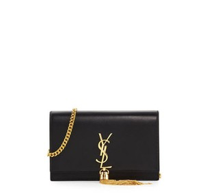 Saint Laurent Woc Wallet On A Chain Crossbody Monogram Ysl Shoulder Bag