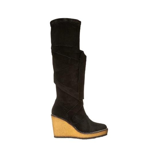 Robert Clergerie Black Boots Image 1