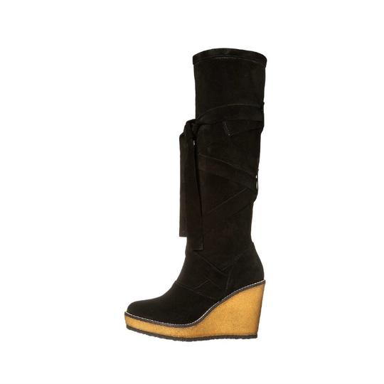 Robert Clergerie Black Boots Image 2