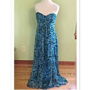 Blue Maxi Dress by Laundry by Shelli Segal