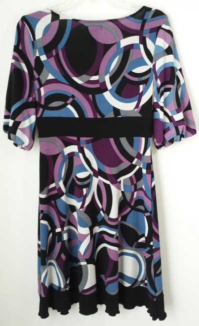 Other short dress purple Size M Easy Care Bisou Bisou Under 25 on Tradesy