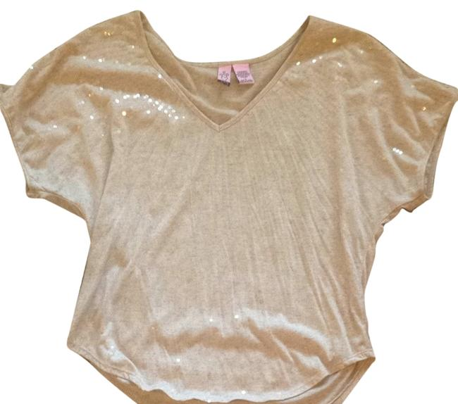 Love on a Hanger Top Taupe