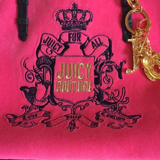 Juicy Couture Tote in blue/pink Image 1