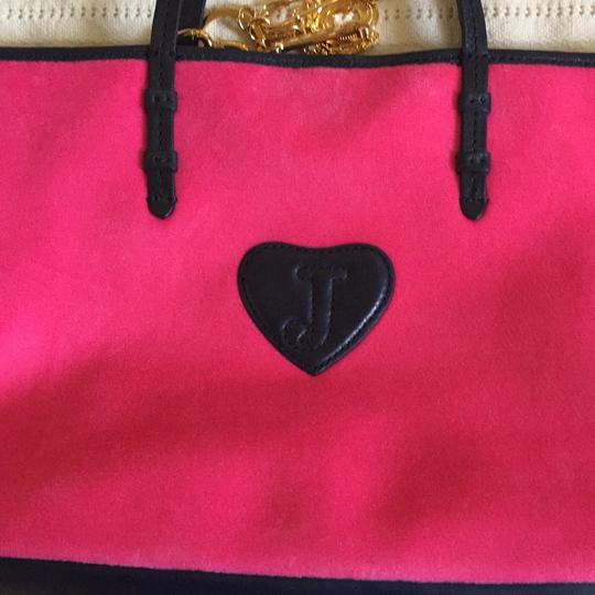 Juicy Couture Tote in blue/pink Image 6
