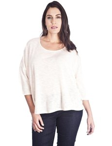 Umgee Lace Top Ivory