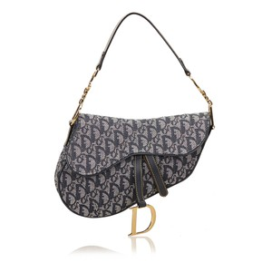 Dior Fabric Diorissimo Jacquard 7ddrsh005 Shoulder Bag