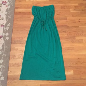 Green Maxi Dress by Gap