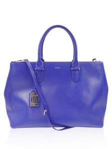Lauren Ralph Lauren Tote in blue