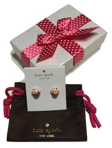 Kate Spade Kate Spade New York Stud Earrngs Take The Cake Cupcakes