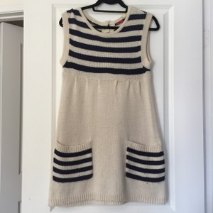 Urban Outfitters short dress Blue & White on Tradesy