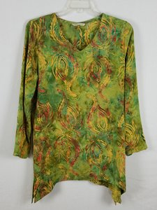 Soft Surroundings Size 6 Tunic