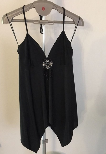 Preload https://img-static.tradesy.com/item/21252207/express-black-womens-with-beads-and-tie-design-halter-top-size-4-s-0-0-650-650.jpg