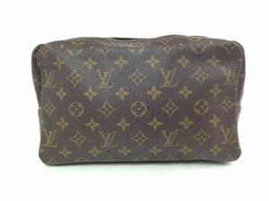 Louis Vuitton 100% Authentic Louis Vuitton Trousse Toilette 28 Cosmetic Bag