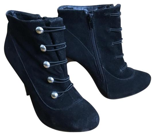 Preload https://img-static.tradesy.com/item/21252574/anne-michelle-black-military-bootsbooties-size-us-7-0-1-540-540.jpg