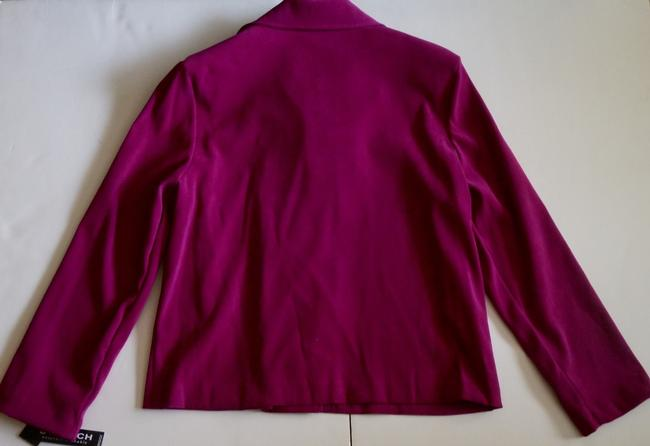 Briggs Nwt Women's Soft Stretch Blazer Suit Jacket Size S Petite