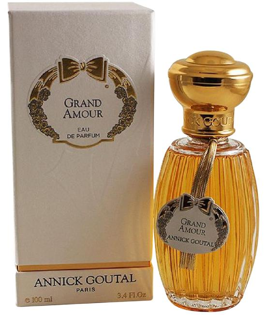 Annick Goutal Grand Amour By 3.3oz/3.4oz/100ml Edp Woman Spray Fragrance Annick Goutal Grand Amour By 3.3oz/3.4oz/100ml Edp Woman Spray Fragrance Image 1