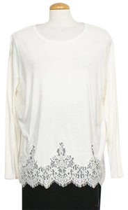 Lauren Ralph Lauren Top Cream