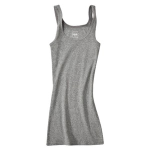 Mossimo Supply Co. Top Grey