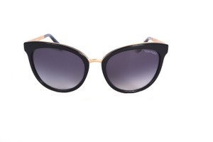 Tom Ford Tom Ford FT0461 Emma Sunglasses Black blue / Violet Gradient