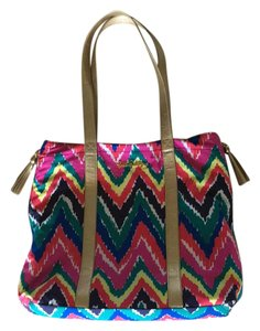 Lilly Pulitzer Tote in pink print