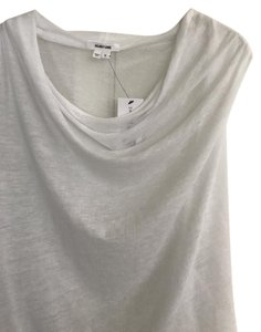 Helmut Lang Top Snow White