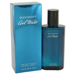 davidoff Cool Water by Davidoff 2.5 oz/ 75 ml EDT Spray Men's New !!!