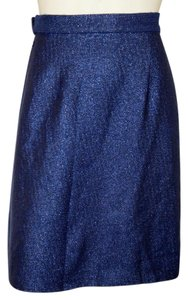 Lela Rose Skirt Blue