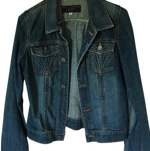 Juicy Couture Womens Jean Jacket