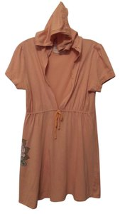 Gypsy05 Anthropologie Knit Hoodie Long Cover Up Tunic