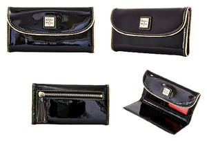 Dooney & Bourke Black Clutch