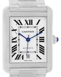 Cartier Cartier Tank Solo XL Automatic Mens Date Watch W5200028