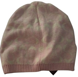 Coach Coach Light Pink Hat