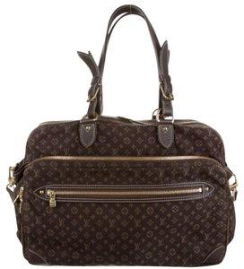Louis Vuitton Brown Diaper Bag