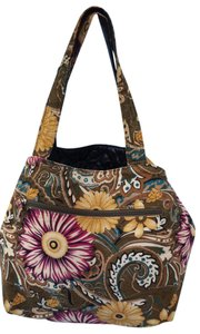 Other Tote in Black/multicolor Floral