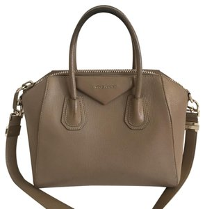 Givenchy Satchel in Taupe Gray
